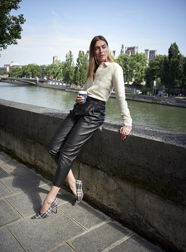 isabel deprince isabeldeprince model lady female femalemodel paris france feraggio checkmate morningsun city capital