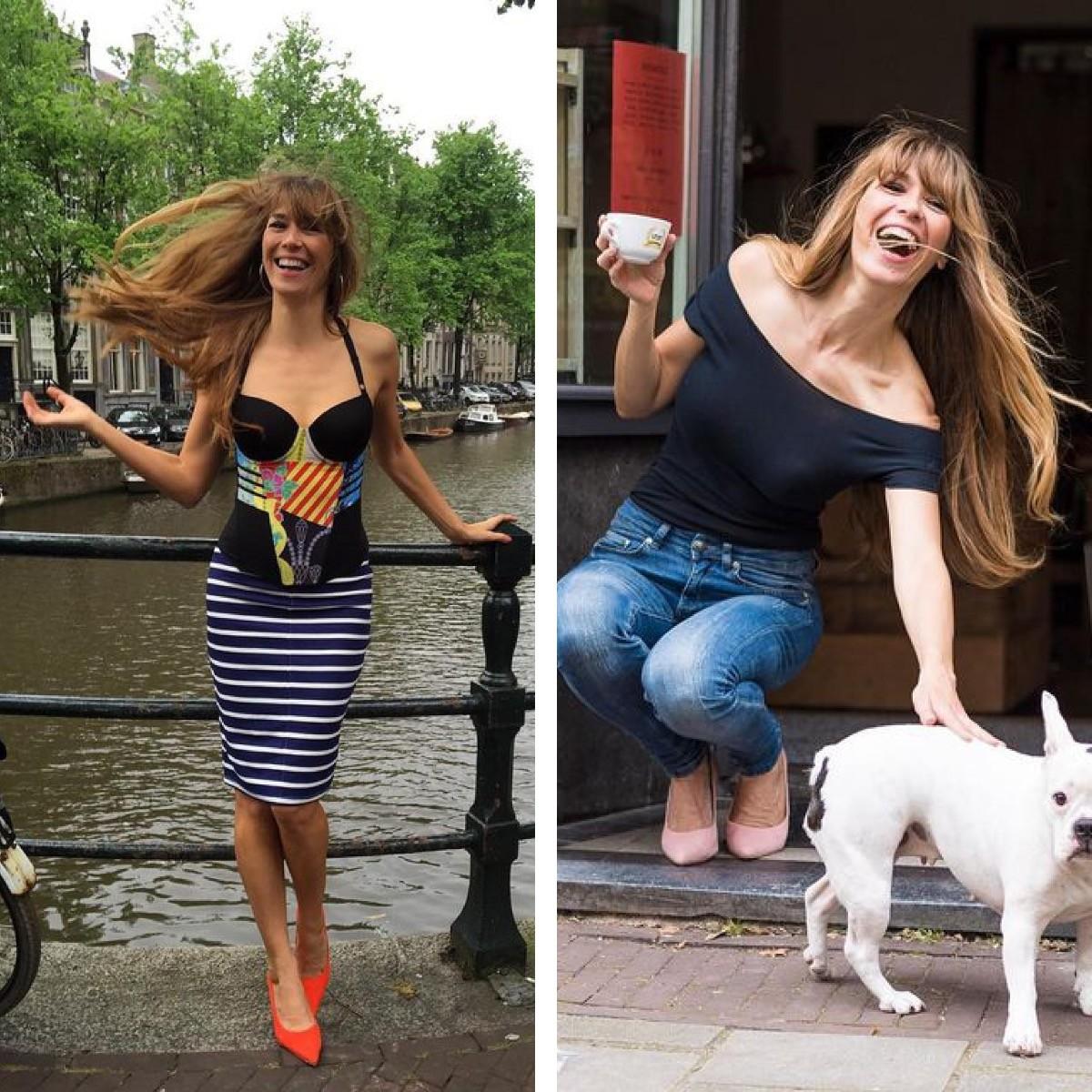 black mesh heels pumps stilettos suede summer shoes stand tall walk longer heel the world de rotterdam rem koolhaas canal erasmusbrug