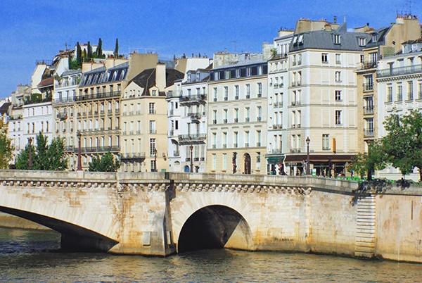 paris france french rue des deux ponts quai de bethune ile saint-louis city capital fashion feraggio