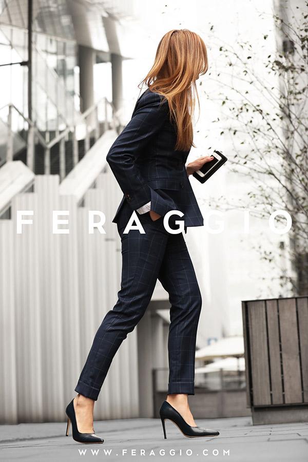 Feraggio Leather
