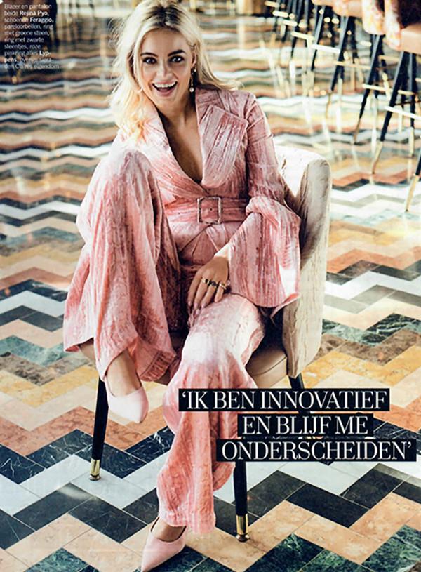 Cosmopolitan, Claartje Rose, Sweet Pink, Roze, Pink, Instafamous