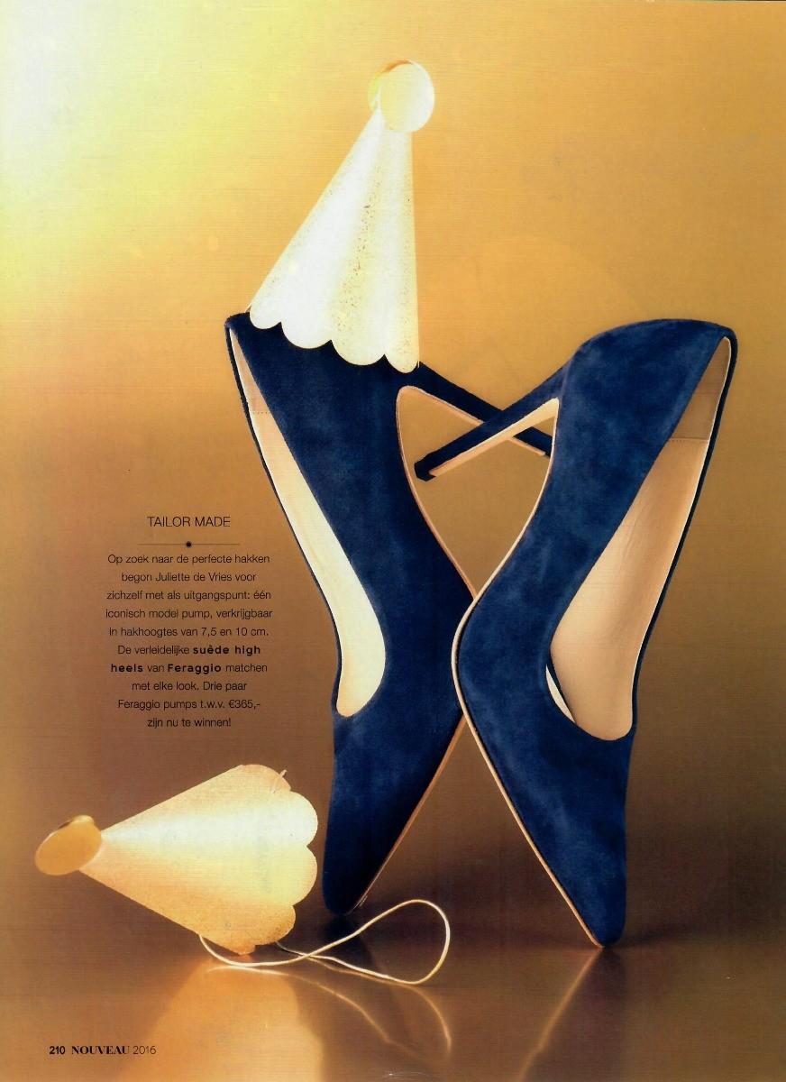 Nouveau, Midnight Blue, Blauw