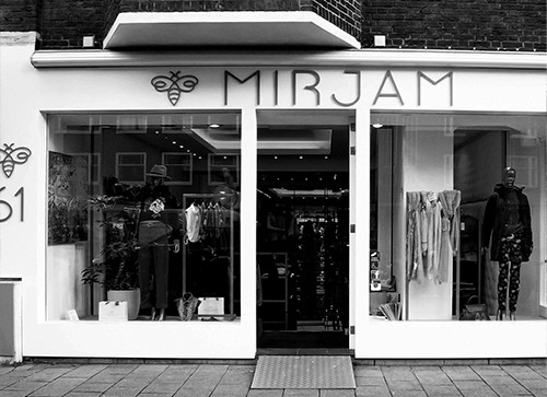 Bij Mirjam BijMirjam Luxury Store Concept store shoes heels pumps stilettos