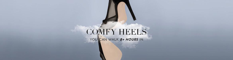 FERAGGIO comfy heels comfort high pumps croco green luxury