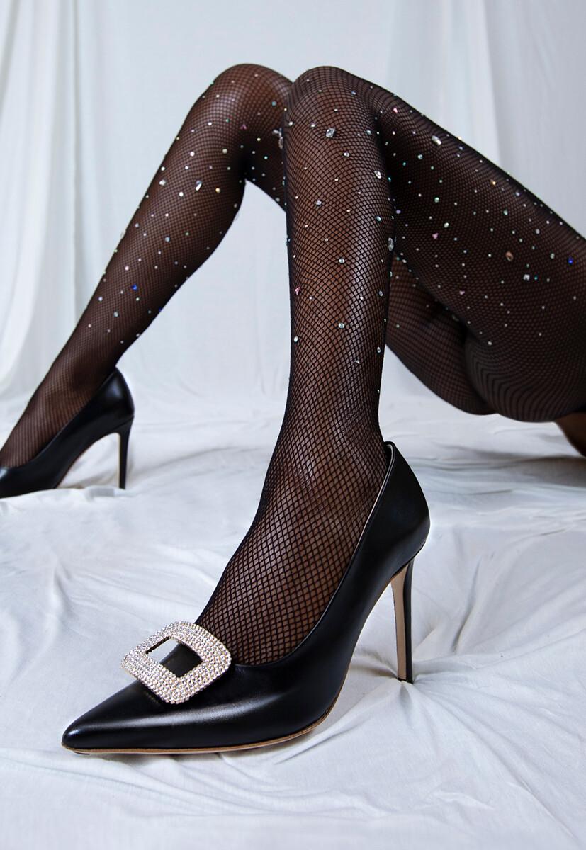 Dazzling Diamonds & Business Black 10CM